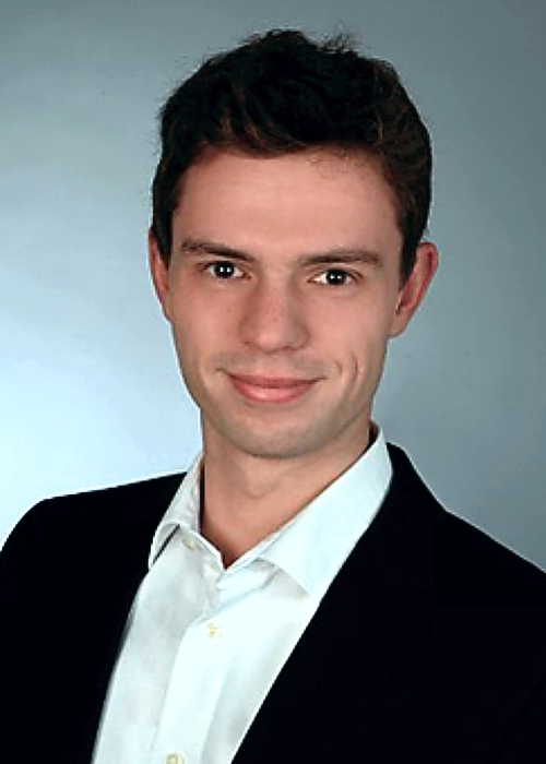 Dominik Orzol, IPGR Project Manager R & D